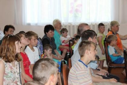 Представители Пензенской епархии и благотворительного фонда «Покров» посетили воспитанников Мокшанского детского дома