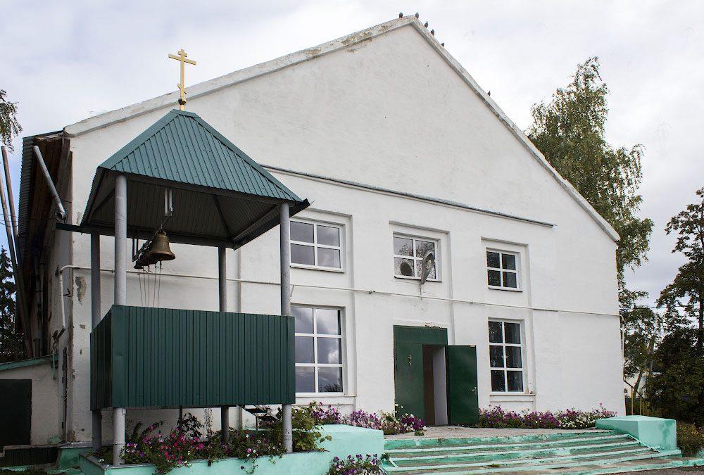 Представители отдела по религиозному образованию и катехизации посетили Никольский молитвенный дом