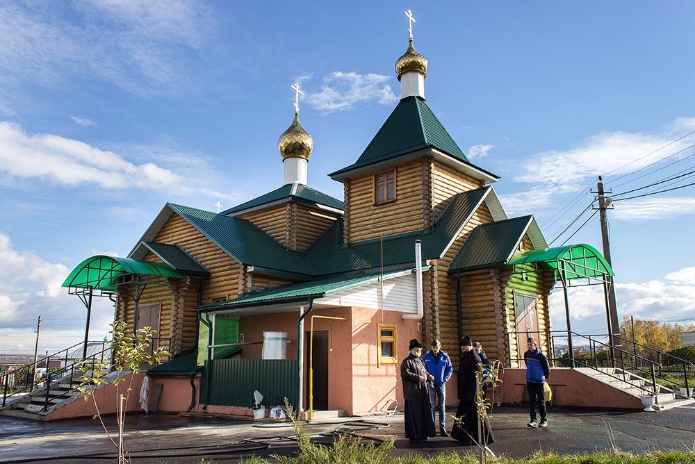Представители отдела по религиозному образованию и катехизации посетили воскресные школы Пензенской епархии