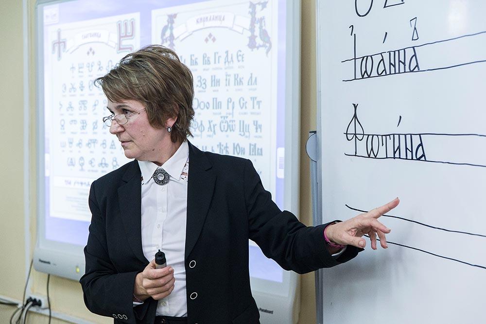Первый день работы секции «Православная культура в современном образовательном пространстве» в Институте регионального развития