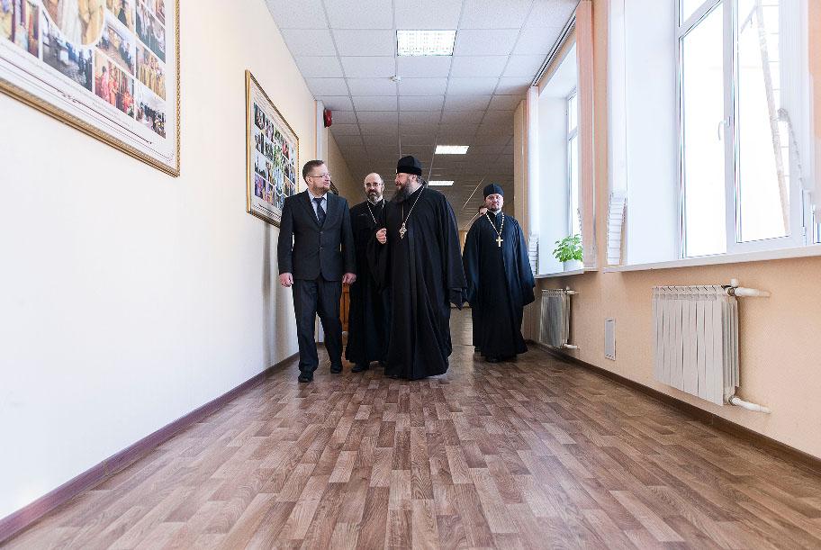 Пензенская духовная семинария получила государственную аккредитацию образовательной программы магистратуры