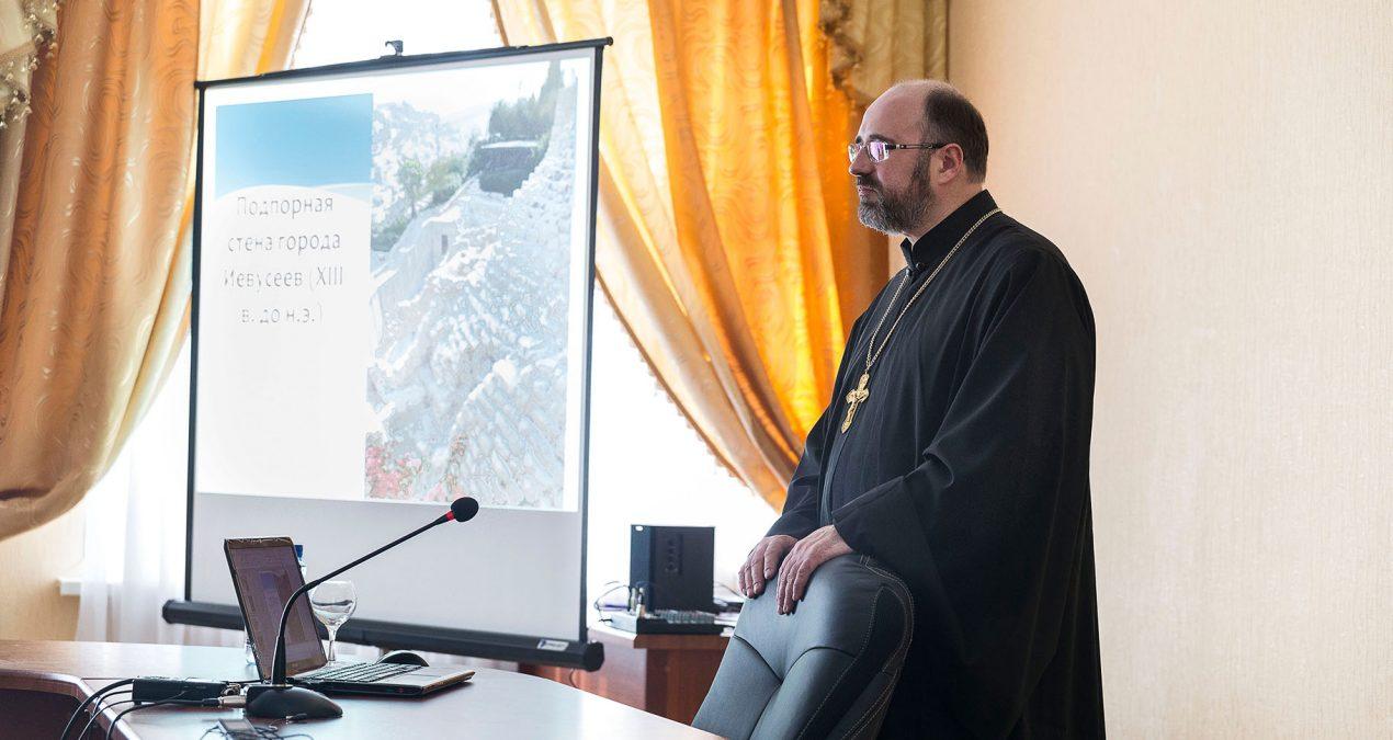 В Пензенской духовной семинарии начался цикл лекций по библейской археологии