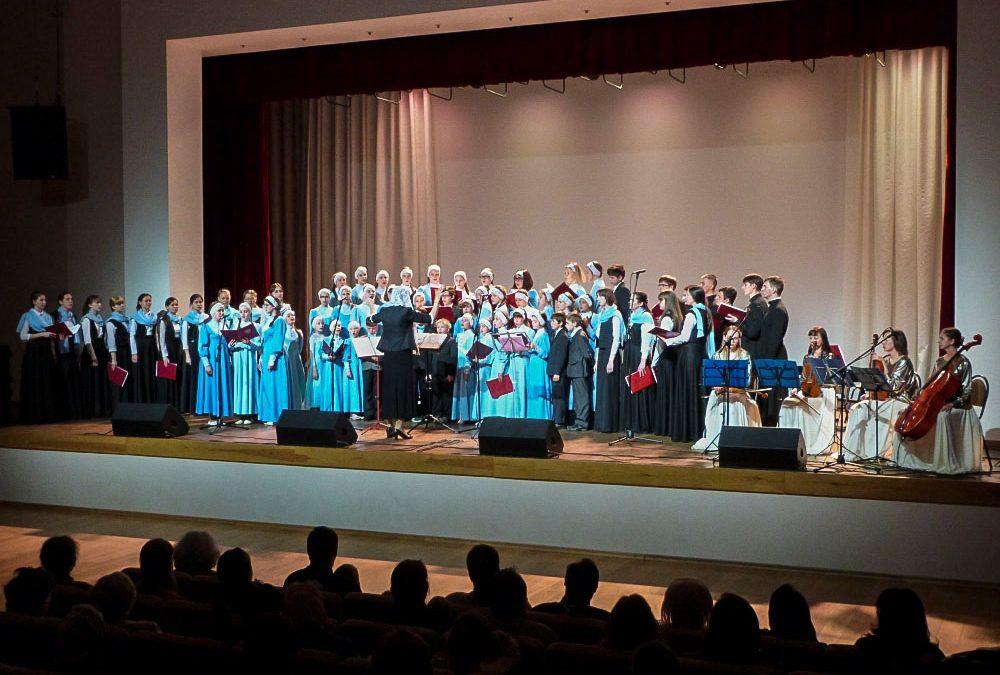 Cостоялся Пасхальный благотворительный концерт организованный Духовно-просветительским центром при Пензенском епархиальном управлении