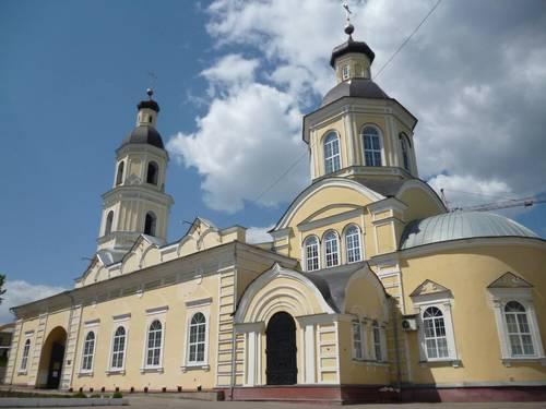 редставители отдела по религиозному образованию и катехизации посетили Покровский архиерейский собор г. Пензы