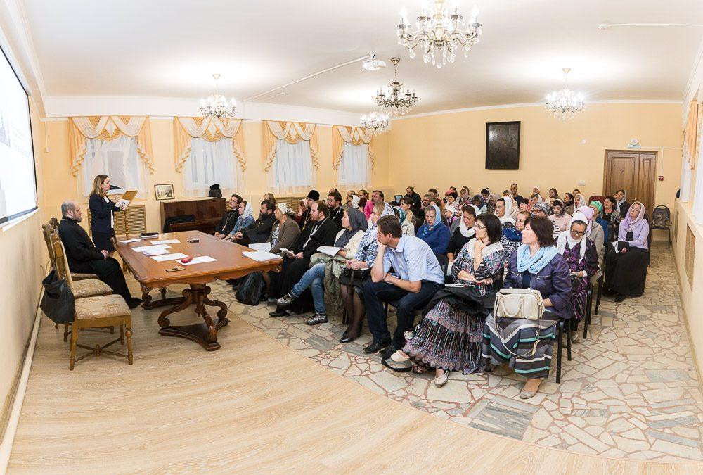 В Пензенской епархии состоялось совещание благочинных, руководителей и родителей воспитанников воскресных школ