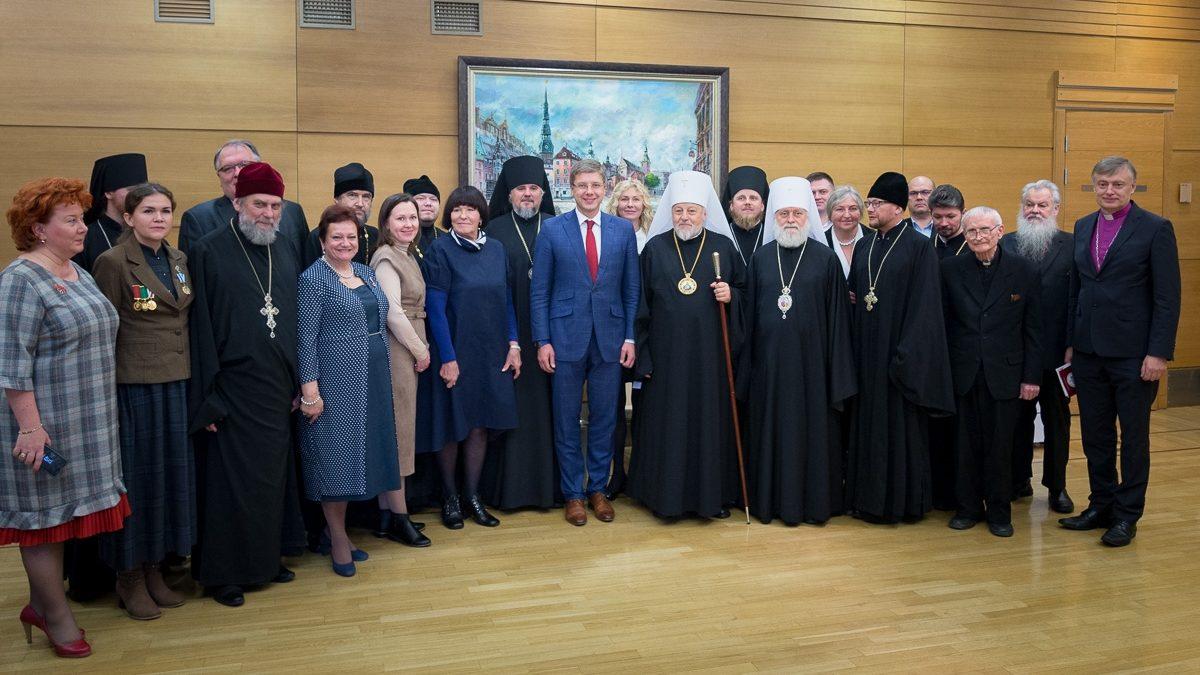 Сотрудники Пензенской духовной семинарии приняли участие в  международной конференции в Риге