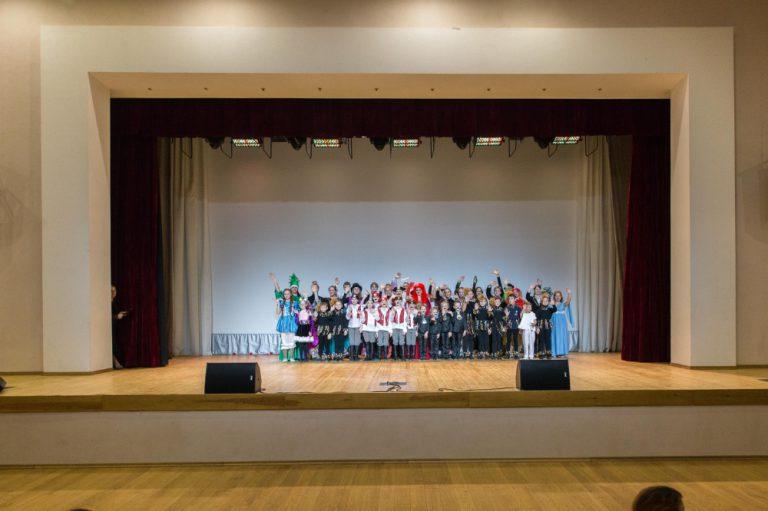 Воскресная школа «Горлица» приняла участие в Сретенском театральном фестивале в Москве