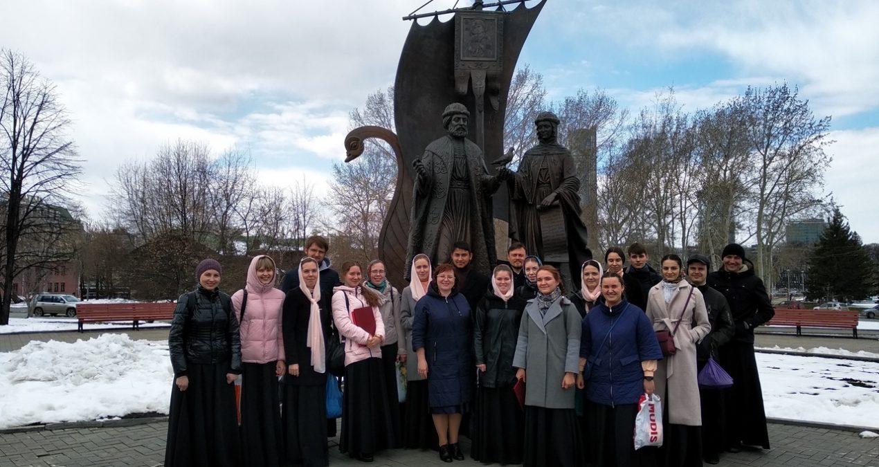 Хор Пензенской духовной семинарии принял участие в I-ом Всероссийском фестивале хоров регентских отделений в Екатеринбурге