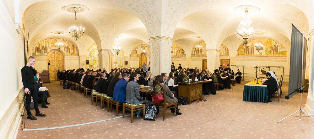 Делегация ОРОиК Пензенской епархии приняла участие в работе Международных Рождественских образовательных чтений